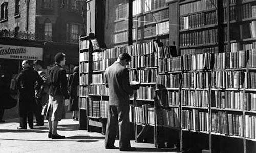 secondhand-bookshop