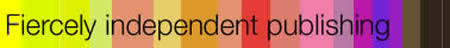 Fiercely Independent Publishing banner